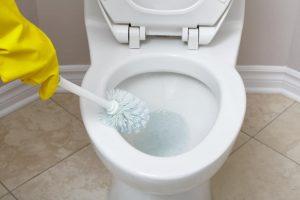 Cara mudah merawat toilet agar tetap bersih